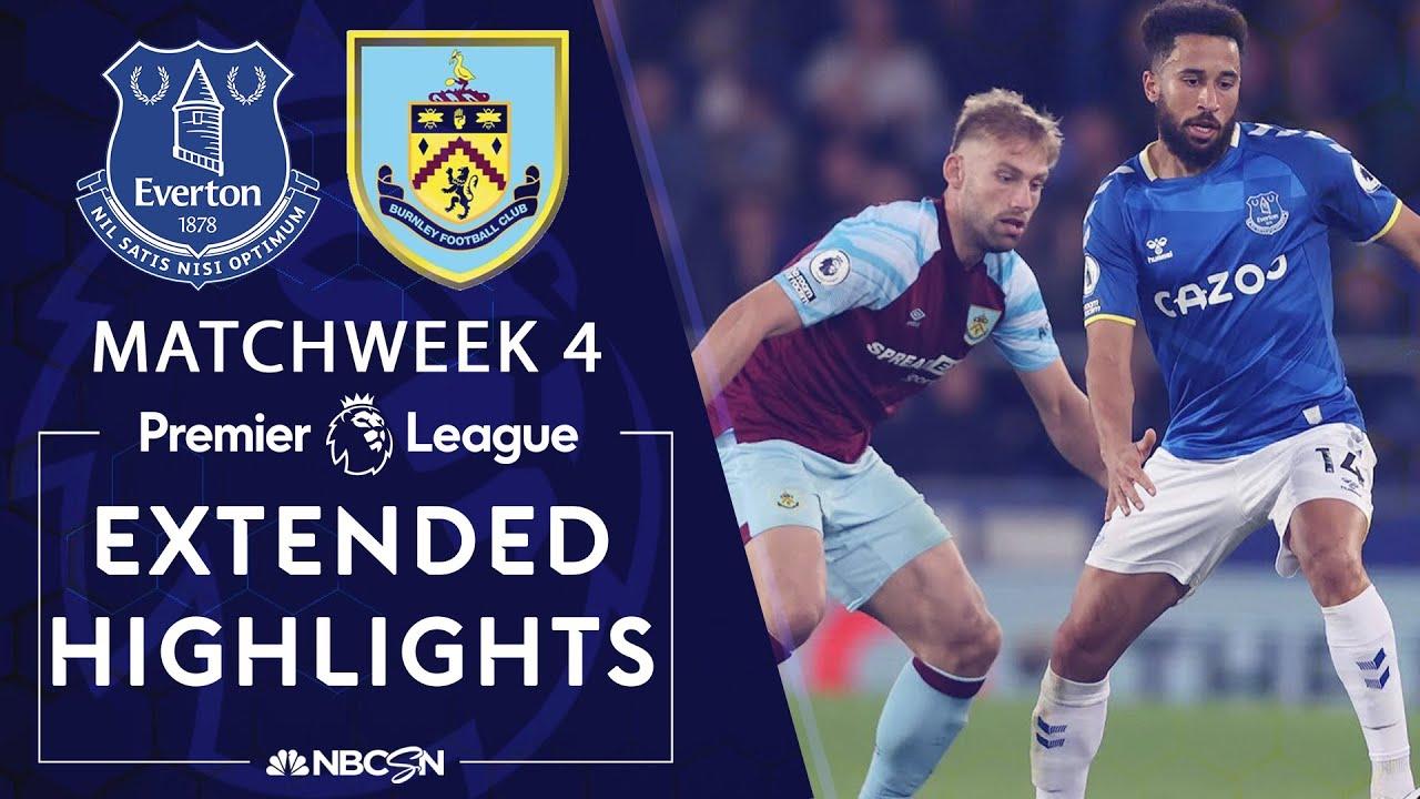 Download Everton v. Burnley   PREMIER LEAGUE HIGHLIGHTS   9/13/2021   NBC Sports