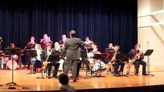 Jazz ensemble Northern Kentucky University
