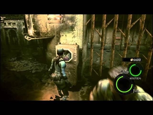 Resident Evil 5 Gold Edition(DLC)  Perdu dans les Cauchemars Partie 2