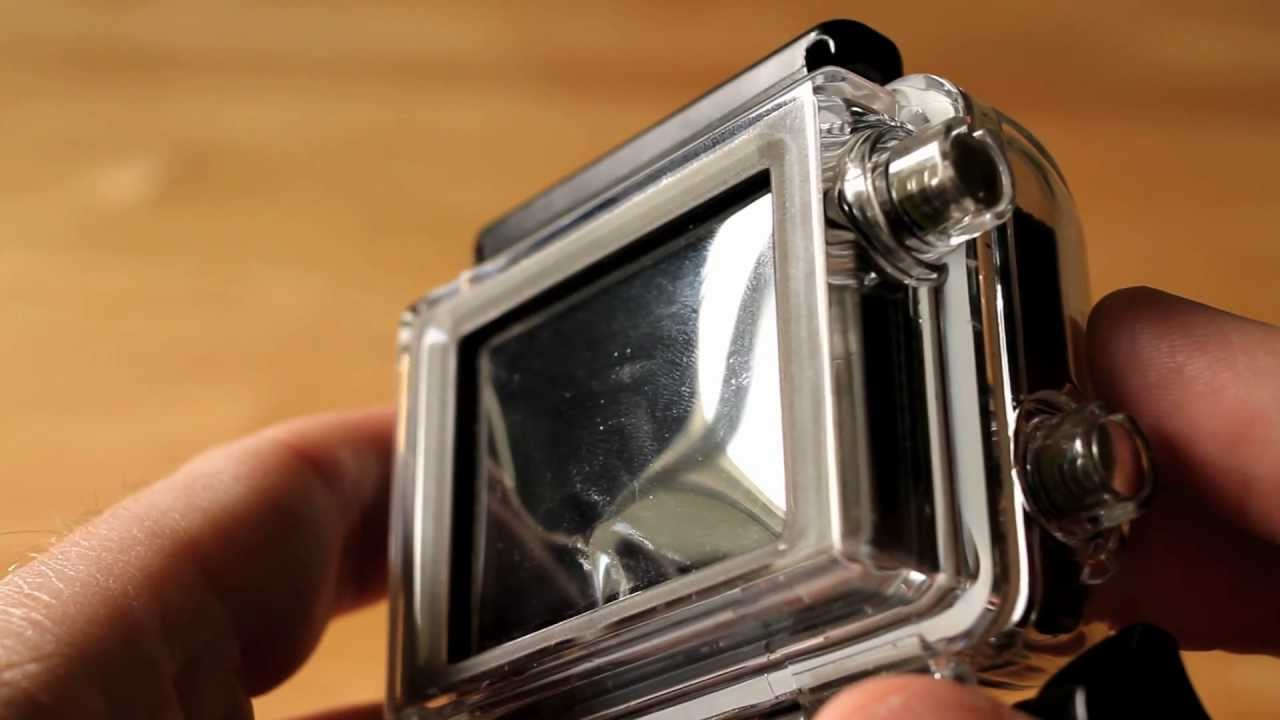 Gopro Hero3 Lcd Touch Backdoor Problem Youtube