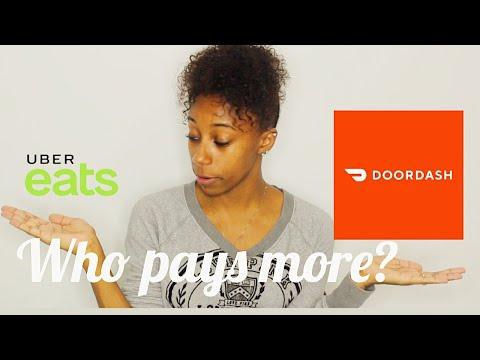 Doordash VS. UberEats: Who Pays More?