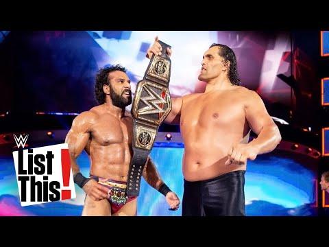 5 random Superstar returns: WWE List This!