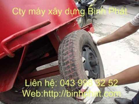 May tron be tong cuong buc Binh Phat ban xuong Kim Chung - Di Trach