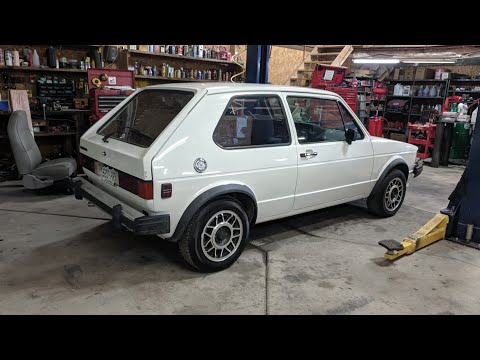This Is My 1984 GTI Restoration Project