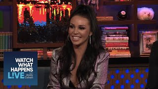 Scheana Shay on the NFL Player Rumors | WWHL