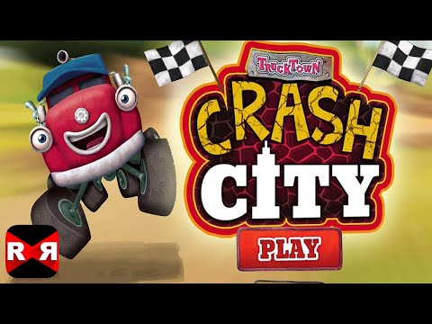 Trucktown: Crash City (By Nelvana Digital) - iOS / Android - Gameplay Video