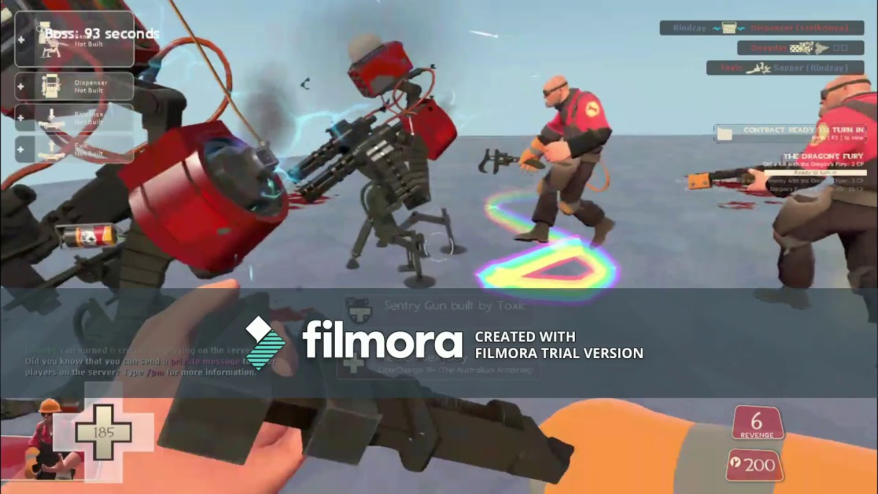 engineer power Team fortress 2 - YouTube