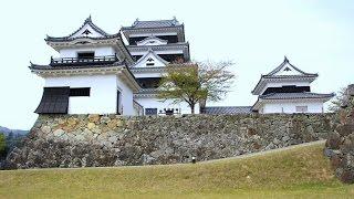 全国お城めぐり・大洲城 Ouzu-Castle in Japan