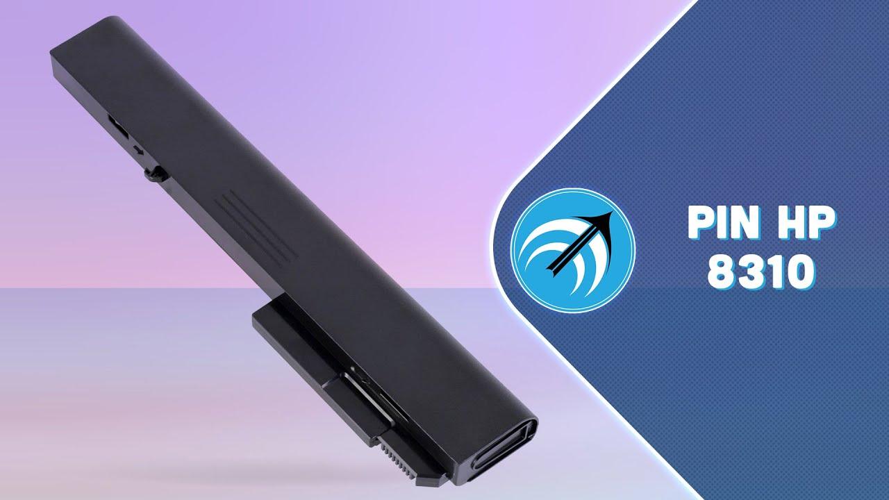 Pin laptop HP 8310 mua ở đâu? Kho linh kiện laptop chính hãng tại TPHCM- Capcuulaptop.com