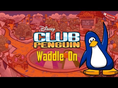 Club Penguin: Waddle On Finale Party - Part 3