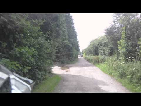 A Ride From Devizes to Shaftesbury (CRF450X, 21.07.12)