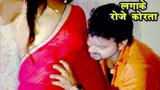 2018 का नया धमाकेदार भोजपुरी गाना Lagake JCB Machine Arun Acharya Bhojpuri Hit Songs 2018