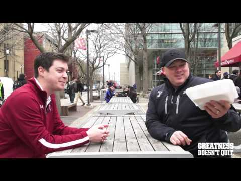 Cheesesteaks With Coach: Episode 1, Geoff Collins