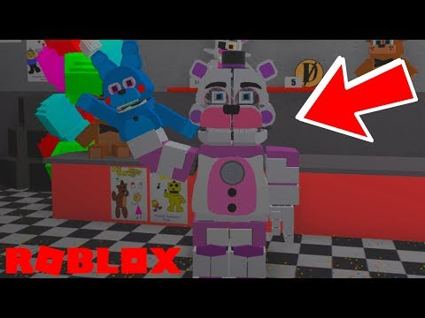Getting The Funtime Freddy EVENT Badge in Roblox Ultimate Custom Night RP