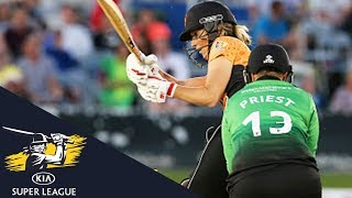 Kia Super League Final 2017 - Highlights: Southern Vipers v Western Storm