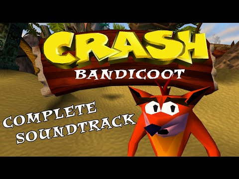 Crash Bandicoot 1 Complete Soundtrack
