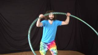 Hula Hoop Dance for Beginners: Hoop Size Makes A Difference