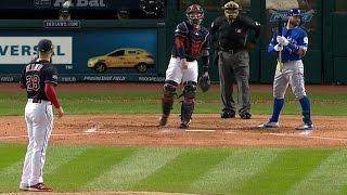 [RU] Плей-офф MLB. Финал AL: Кливленд Индианс - Торонто Блю Джейз. Матч 1 (14.10.2016)