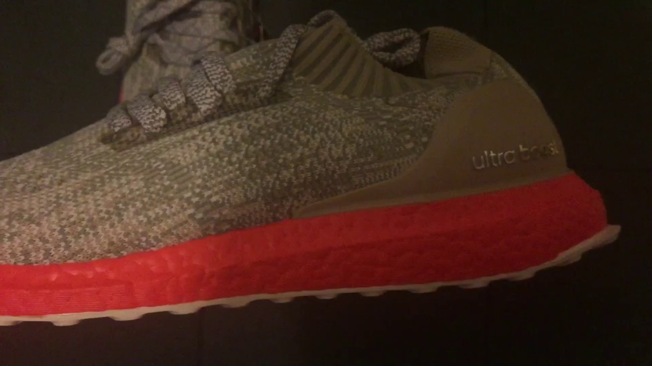 73f5609ec4163 Adidas Uncaged UltraBoost Tan UGLY or NICE   Uncagedultraboost - YouTube