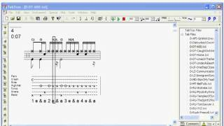 TabTrax: Tab converter player, drum music editor, drum notation software