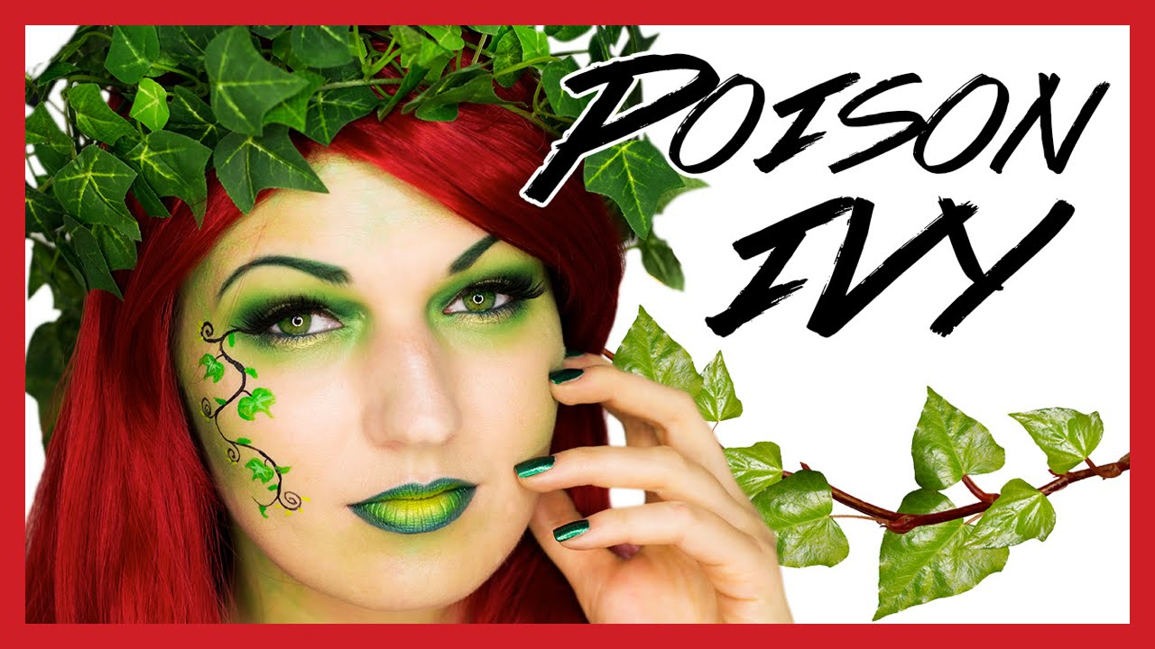 POISON IVY Halloween Makeup u0026 Costume Tutorial  sc 1 st  YouTube : poison ivy costume kid  - Germanpascual.Com