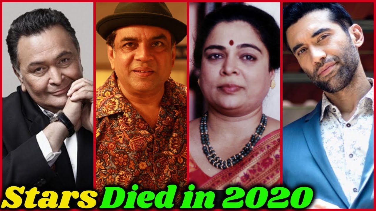 Download 10 Bollywood stars who died in 2020