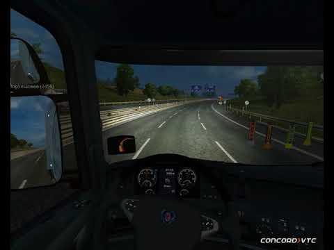 19-04-2018 | TruckersMPID: 1322510 | Wrong way