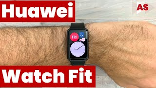 Huawei Watch Fit: recensione!