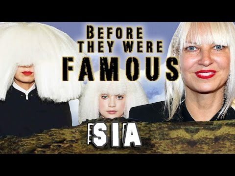 SIA - Before They Were Famous