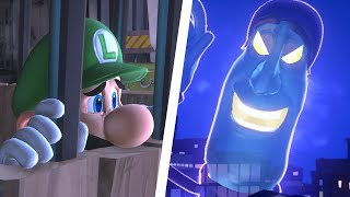What happens when you don't catch Morty in Luigi's Mansion 3?