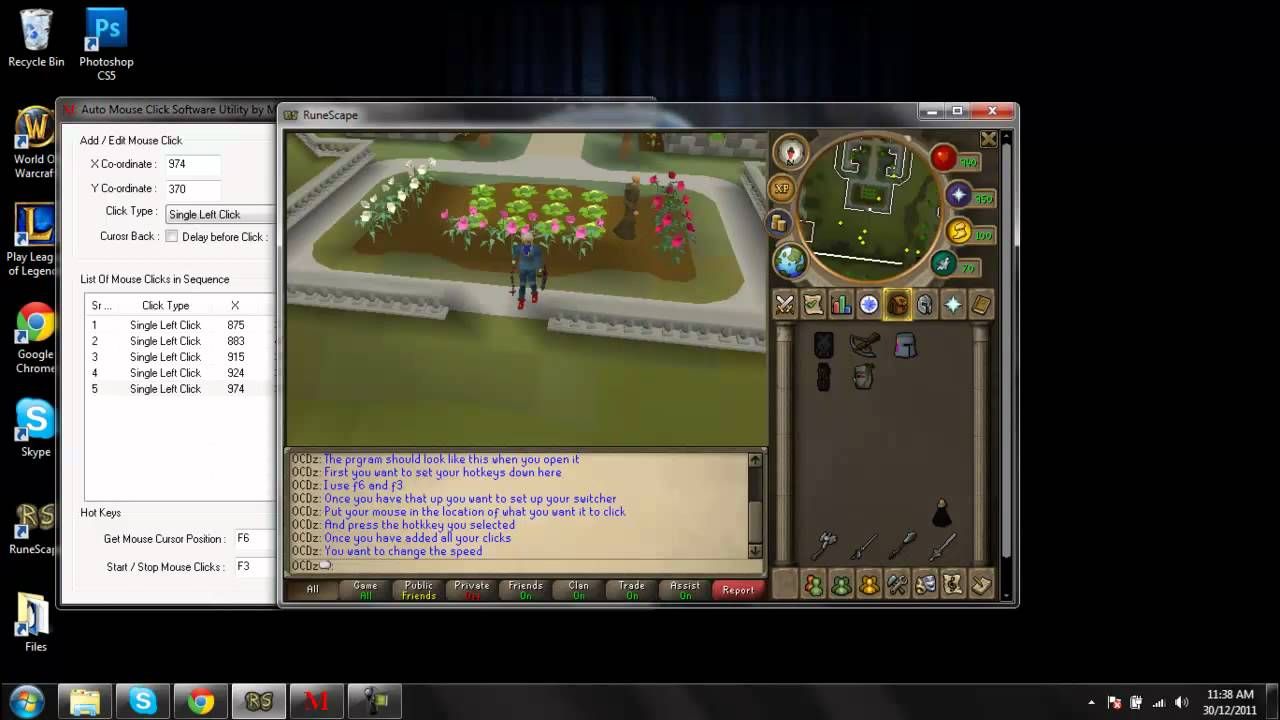 Auto switcher - Software Development - OSBot :: 2007 OSRS Botting