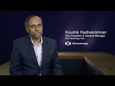 AWS Partner Success: DXC Technology Asia