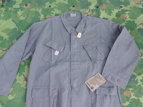 My review of Rothco's vintage Vietnam fatigue jacket
