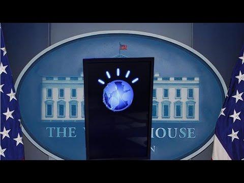 IBM's Watson supercomputer for president?