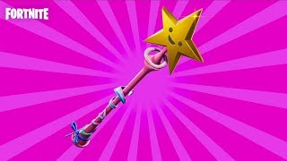GIFTING STAR WAND PICKAXE (FORTNITE BATTLE ROYALE)