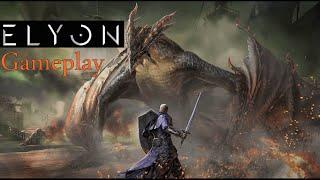 Elyon online | Первые шаги в игре | Gameplay ✨