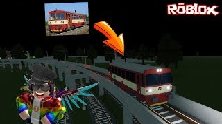 🚄🚃 guido la mia moto in ROBLOX?! 🚉😂/ROBLOX/Terminal Railways/jurasek05/C