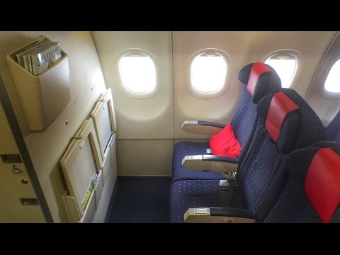 Air France Business Class Amsterdam to Paris