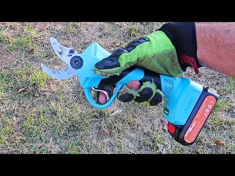 Electric Pruning Shears Every Garden Must Have