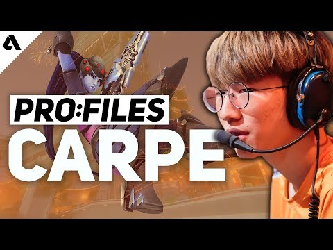 "PROfiles: Jae-hyeok ""Carpe"" Lee 