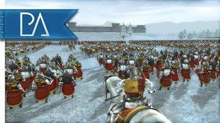 TOTAL WAR LIKE YOU'VE NEVER SEEN BEFORE - Medieval 2 Total War Battle Immersion Mod