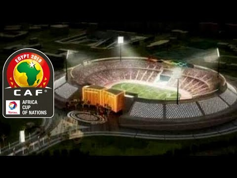 Africa Cup of Nations 2019 Egypt Stadiums