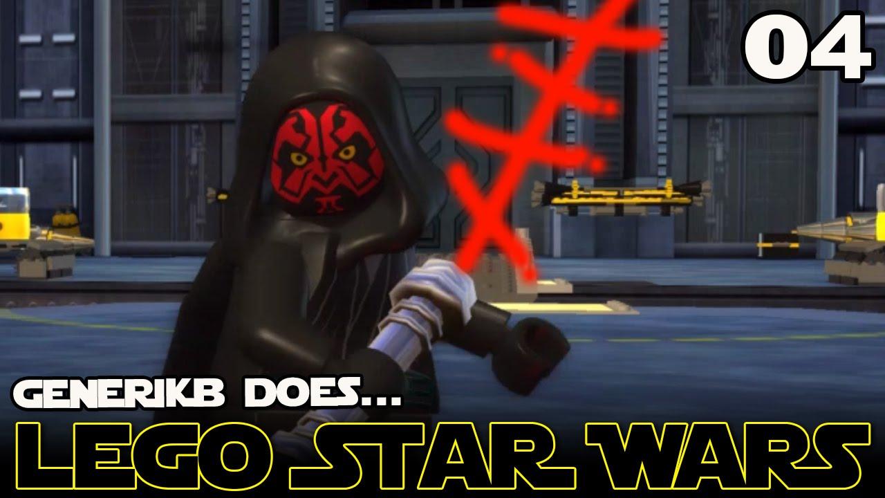 Lego Star Wars The Complete Saga Ep 04 Darth Maul