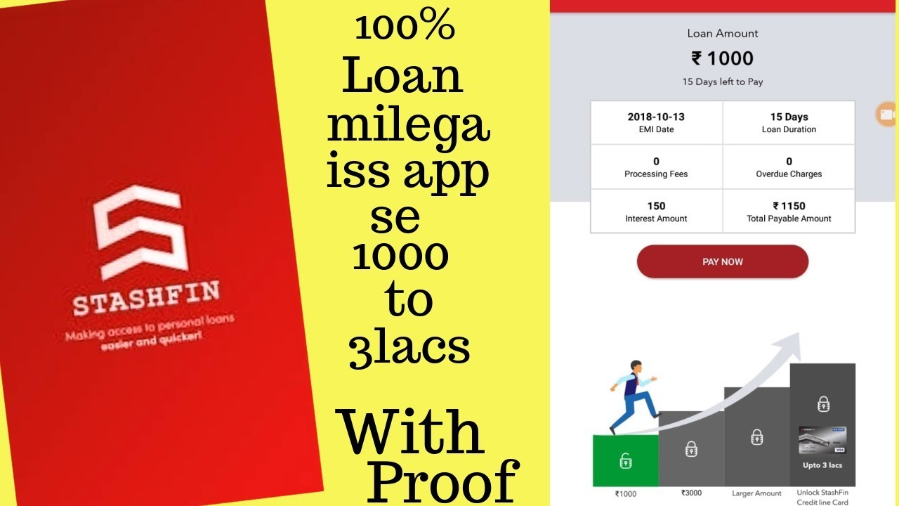 Loan in 10 minutes with PAN and AADHAR | Instant loan disbursal with this  app