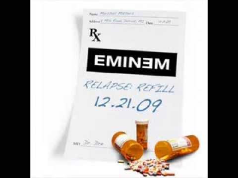 Eminem - Elevator NEW TRACK OFF RELAPSE REFILL!!