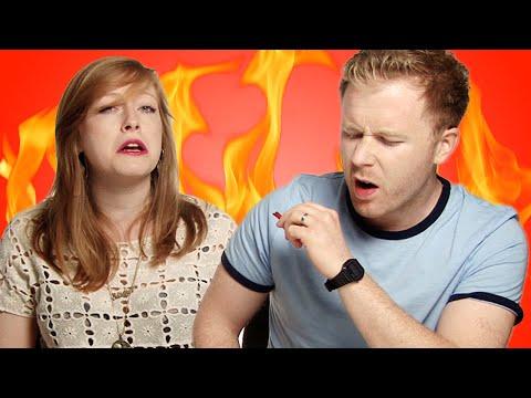Irish People Taste Test Takis