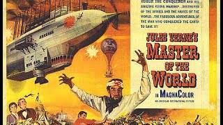The Fantastic Films of Vincent Price #45 - Master of the World