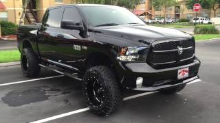 Lifted 2014 1500 2wd