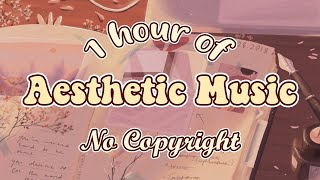 1 hour of Aesthetic Music | No Copyright