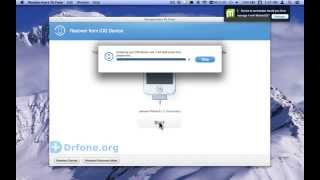 Mac Dr.Fone for iPhone: How to Retrieve/Restore Lost Data, Call log from iPhone 5 directly on Mac